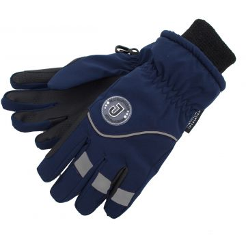 Jacson 5-finger Handske Thermo Marin