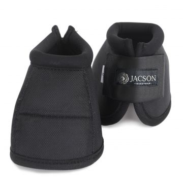 Jacson No-Turn Boots Svart