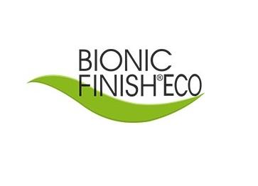 Vi använder Bionic Finish ECO impregnering